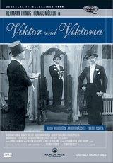 Viktor und Viktoria Poster