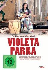 Violeta Parra (OmU) Poster