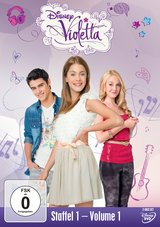 Violetta - Staffel 1, Volume 1 Poster