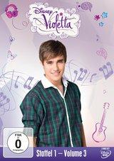 Violetta - Staffel 1, Volume 3 Poster