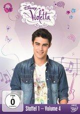 Violetta - Staffel 1, Volume 4 Poster