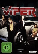 Viper - Staffel 2 (6 Discs) Poster