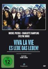 Viva la vie - Es lebe das Leben Poster