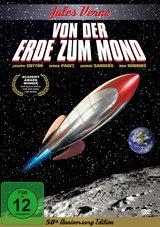 Von der Erde zum Mond Poster