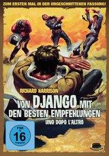 Von Django - mit den besten Empfehlungen (Uncut Version) Poster