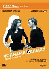 Vorname Carmen Poster