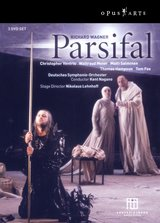 Wagner, Richard - Parsifal (3 DVDs / NTSC) Poster