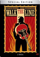 Walk the Line (Special Edition, 2 DVDs im Steelbook) Poster