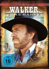 Walker, Texas Ranger - Season 1, 2. Teil (4 Discs) Poster