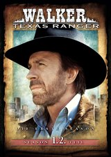 Walker, Texas Ranger - Season 1, 2. Teil (4 DVDs) Poster