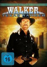 Walker, Texas Ranger - Season 2, 1. Teil (3 Discs) Poster