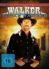 Walker, Texas Ranger - Season 2, 2. Teil (3 Discs) Poster