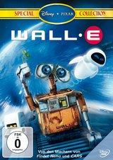 WALL·E - Der Letzte räumt die Erde auf (Einzel-DVD) Poster