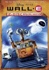 WALL·E - Der Letzte räumt die Erde auf (Special Edition, 2 DVDs) Poster