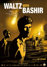 Waltz with Bashir (Limited Edition) Poster