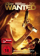 Wanted (Einzel-DVD) Poster