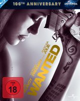 Wanted (Steelbook) Poster
