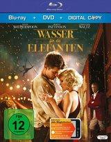 Wasser für die Elefanten (+ DVD, inkl.Digital Copy) Poster