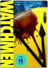 Watchmen - Die Wächter (Steelbook, 2 DVDs) Poster