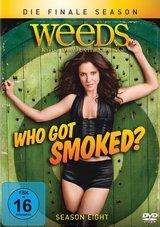 Weeds - Kleine Deals unter Nachbarn, Season Eight - Die finale Season Poster