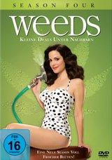 Weeds - Kleine Deals unter Nachbarn, Season Four Poster