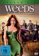 Weeds - Kleine Deals unter Nachbarn, Season Six Poster