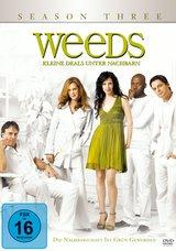 Weeds - Kleine Deals unter Nachbarn, Season Three (3 Discs) Poster