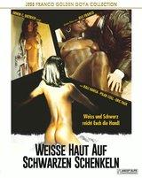 Weiße Haut auf schwarzen Schenkeln Poster