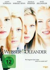 Weißer Oleander Poster