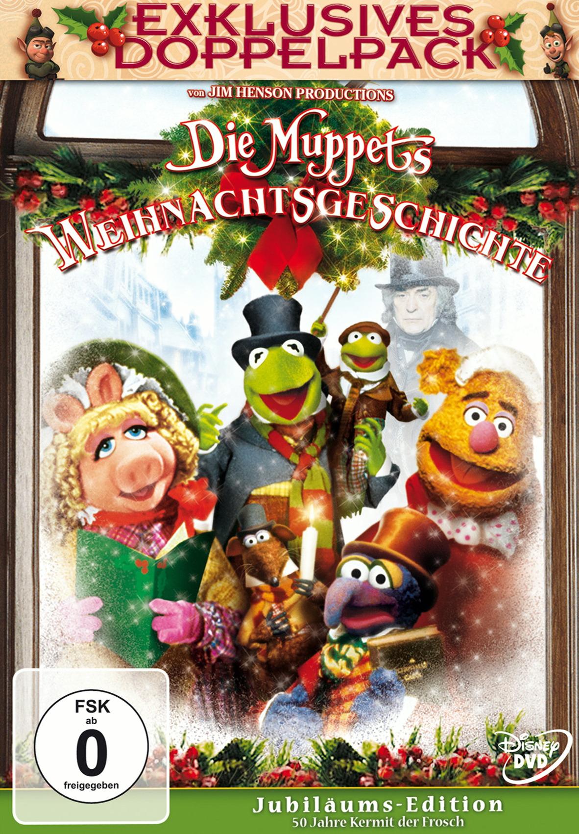 Weihnachtspack 01 (2 Discs) Poster