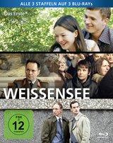 Weissensee - Alle drei Staffeln auf 3 Blu-rays Poster