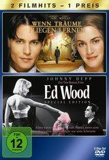 Wenn Träume fliegen lernen / Ed Wood (2 Discs) Poster