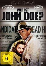 Wer ist John Doe? Poster