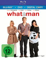 What a Man (+ DVD, inkl. Digital Copy) Poster