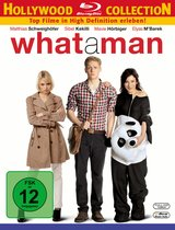 What a Man Poster