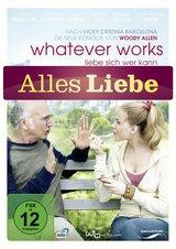 Whatever Works - Liebe sich wer kann (Alles Liebe) Poster