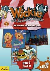 Wickie und die starken Männer - DVD 2 (Folge 7-12) Poster