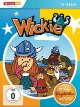 Wickie und die starken Männer - Komplettbox (12 Discs) Poster