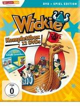Wickie und die starken Männer - Komplettbox (12 Discs, Spiel-Edition) Poster