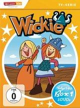 Wickie und die starken Männer - Staffel 1, Folge 01-20 (3 Discs) Poster