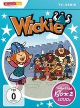 Wickie und die starken Männer - Staffel 2, Folge 21-39 (3 Discs) Poster