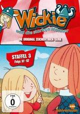 Wickie und die starken Männer - Staffel 3 (Folge 37-57) (3 Discs) Poster