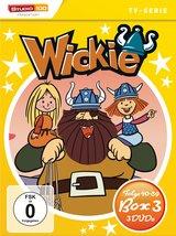 Wickie und die starken Männer - Staffel 3, Folge 40-59 (3 Discs) Poster