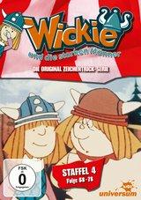 Wickie und die starken Männer - Staffel 4 (Folge 58-78) (3 Discs) Poster