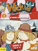 Wickie und die starken Männer - Staffel 4 (Folge 58-78) (3 DVDs) Poster