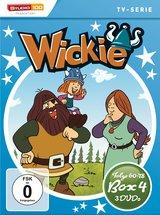 Wickie und die starken Männer - Staffel 4, Folge 60-78 (3 Discs) Poster