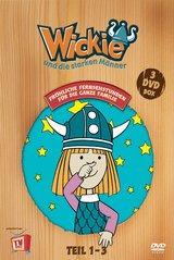 Wickie und die starken Männer, Teil 01-03 (3 DVDs) Poster