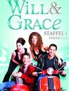 Will & Grace - Staffel 1, Folge 1 + 2 (Mini-DVD) Poster