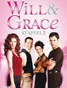 Will & Grace - Staffel 2 (4 DVDs) Poster
