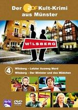 Wilsberg - Letzter Ausweg Mord / Wilsberg - Der Minister und das Mädchen Poster